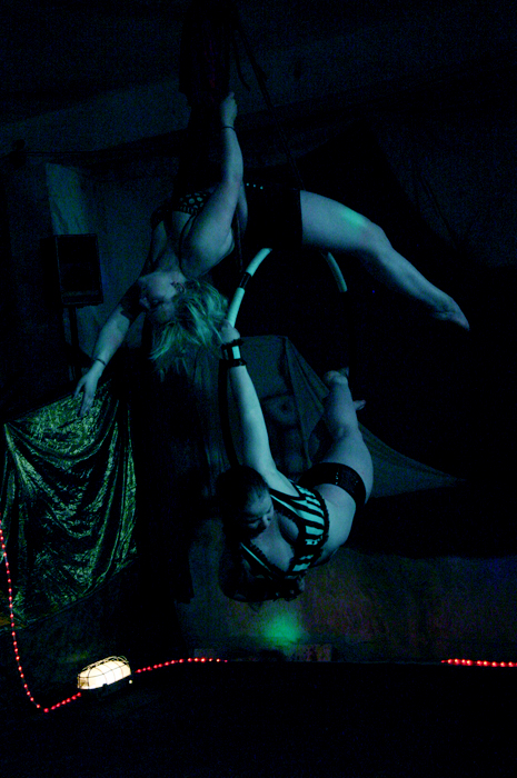 F.A.T.E. 10 - Lady Kitty´s Hell´s Belles - Strip, Pole Dance, Luftakrobatik